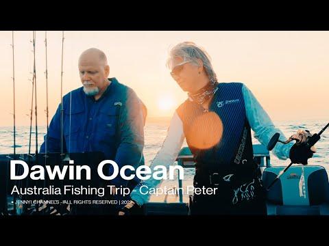 DARWIN NORTHERN TERRITORY - AUSTRALIA • BARRADDICTIONA BOAT | JY