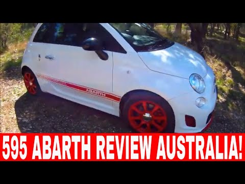 2016 FIAT 500 ABARTH REVIEW