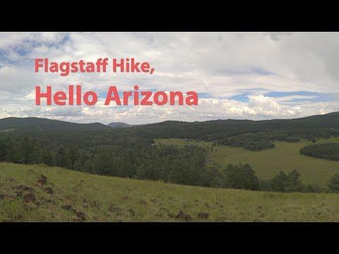 Flagstaff Hike - Hello Arizona