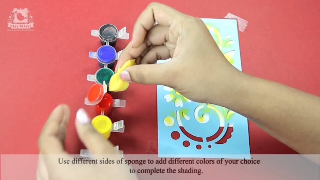 Card Making Ideas For Holi Part - 16: CAS Holi Card