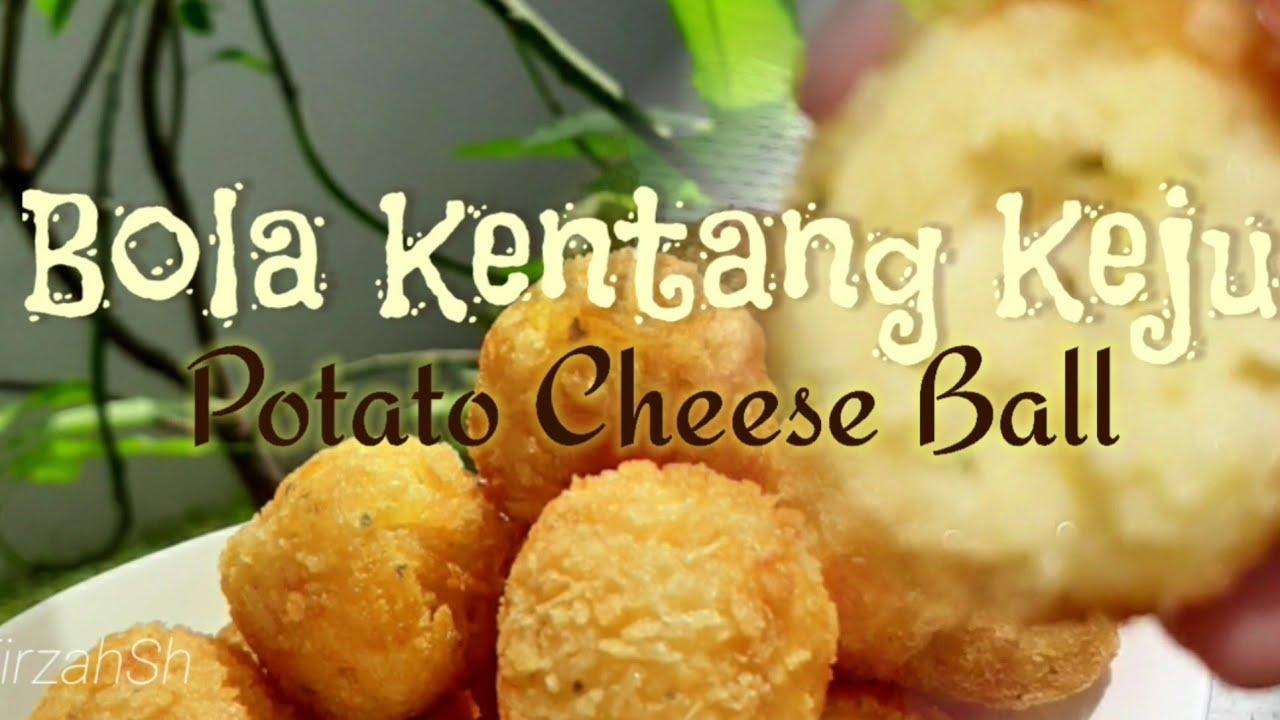 Ide Bisnis online makanan, Jualan Camilan - Bola Kentang ...