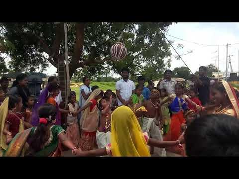Sri Krishna janmastami celebration's New generation school Bapally