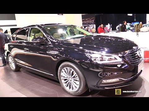 2017 GAC GA8 - Exterior and Interior Walkaround - 2017 Detroit Auto Show