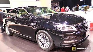 Video 2017 GAC GA8 - Exterior and Interior Walkaround - 2017 Detroit Auto Show download MP3, 3GP, MP4, WEBM, AVI, FLV Maret 2018