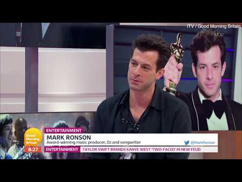 Mark Ronson says he identifies as sapiosexual