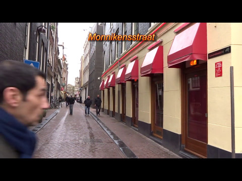 The end of Amsterdam's Red Light District?? Feb 2016 news