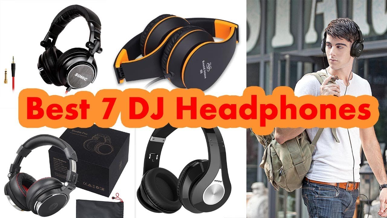 The Best and Top 7 DJ Headphones Under $50 ( Headsets ...