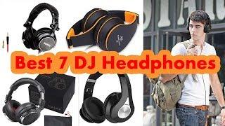 Video The Best and Top 7 DJ Headphones Under $50 ( Headsets Under $50 ) download MP3, 3GP, MP4, WEBM, AVI, FLV Agustus 2018