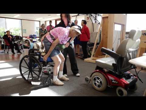 Punahou Robotics Team Rebuilds an Electric Wheelchair (Punavision - April 2016)