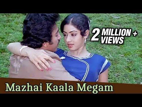 Mazhai Kaala Megam - Kamal Haasan, Sridevi - Gangai Amaran Hits - Vazhve Maayam - Romantic Song