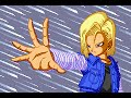 Dragonball Z Supersonic Warriors Android 18