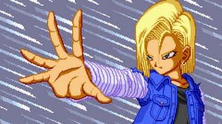 Dragon Ball Z - Supersonic Warriors - Dragonball Z - Supersonic Warriors[Android 18] - User video