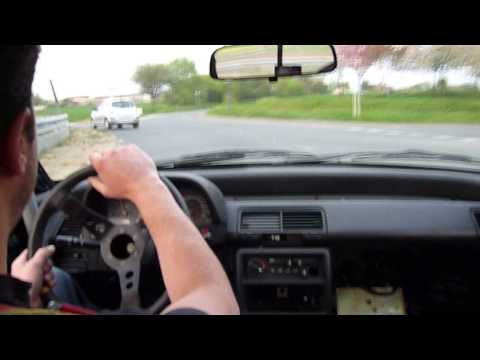 CIVIC EF / B18C 2.L stroker 265hp test 2