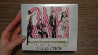 Unboxing 2NE1 1st Japanese Studio Album Collection [HMV/Lawson Limited Edition]