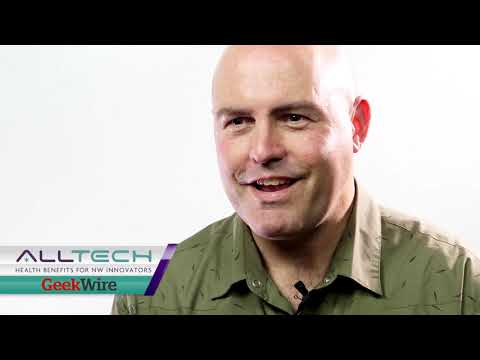 GeekWire + ALLtech Health Benefits Feat Marty Roberts, Wicket Labs