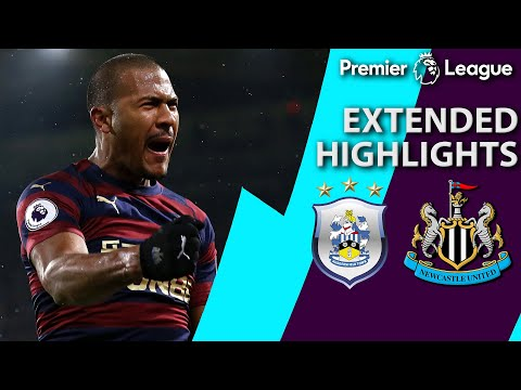 Huddersfield V. Newcastle | PREMIER LEAGUE EXTENDED HIGHLIGHTS | 12/15/18 | NBC Sports