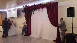 Как перенести свадебную арку на свадьбе мастер класс