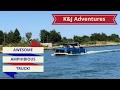 Amphibious Pickup Truck - Awesome!