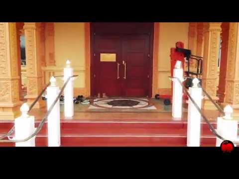 Sri Bhaktha Anjaneya Temple in Maryland  ☸️