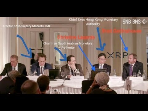 XRP 10X Overnight? And Ripple At Swiss National Bank Conference