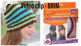 VIDEO CLIP :Winter Totem Hat - Brim