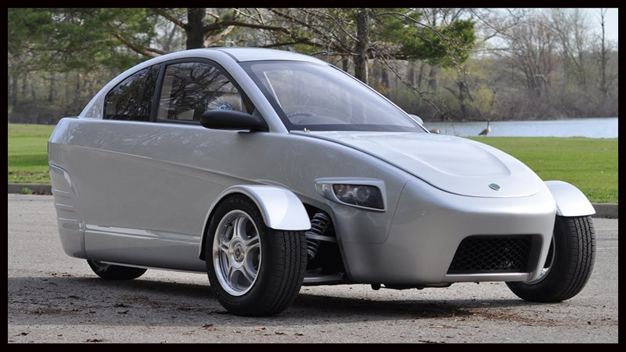 The Elio Car - $6800 and 84 MPG. Would You Buy It? - YouTube