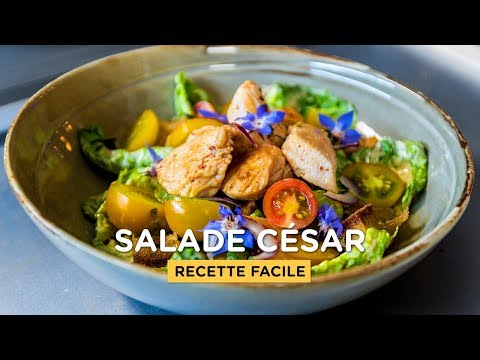 recette-salade-cÉsar-(prête-en-10-minutes)