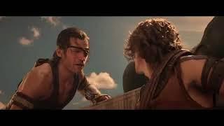 Змеи против Гора, момент из фильма