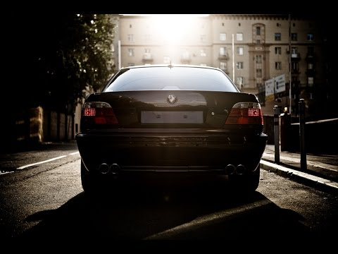 Best BMW E38 exhaust sounds