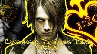 Criss Angel's Water Dissolve (Tutorial)