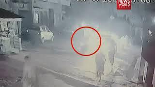 CCTV Footage Of Muzaffarpur Former Mayor's Murder
