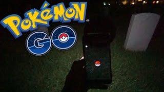POKEMON EN EL CEMENTERIO! Pokemon GO - [LuzuGames] thumbnail