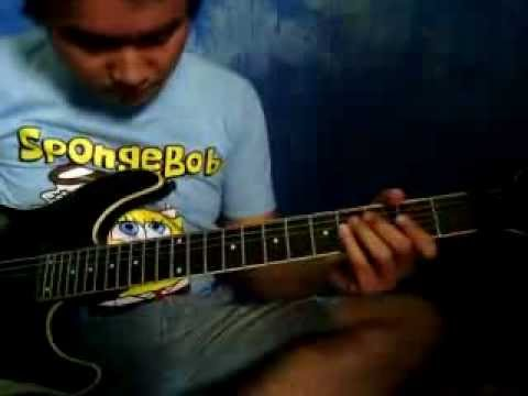 J-ROCKS - PERJALANAN (GUITAR COVER)