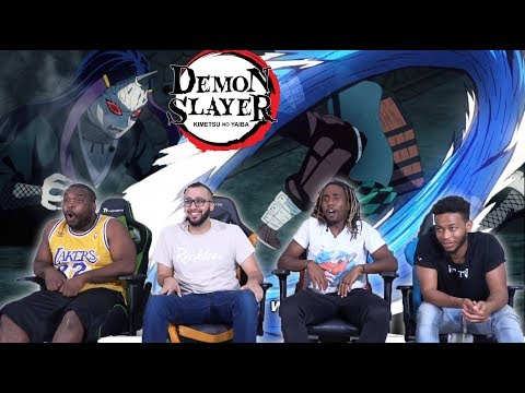 Demon Slayer Kimetsu No Yaiba Episodes 5 & 6 REACTION/REVIEW