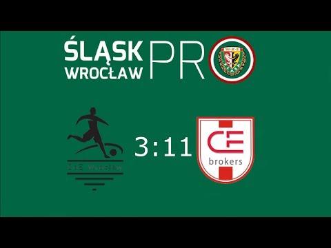 Credit Suisse - CE Brokers 3:11,Sezon Jesień 2018, Śląsk Wrocław PRO, 19.09.2018