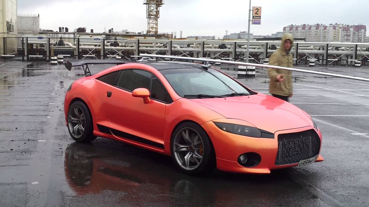 Mitsubishi Eclipse 4g Awd Inexsys Youtube