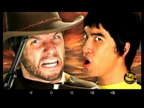 Epic Rap Battels of history client Eastwood vs Bruce Lee karaoke