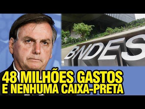 GOVERNO GASTA R$ 48 MILHÕES COM AUDITÓRIA NO BNDES E NÃO TINHA NADA ERRADO