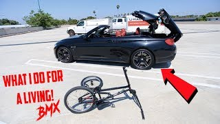 A DAY IN LOS ANGELES WITH A BMW M4!
