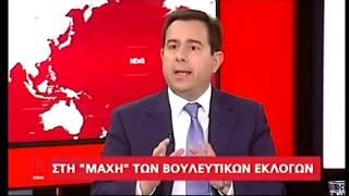 Ο ΣΥΡΙΖΑ επαναφέρει παλαιό καθεστώς πελατειακών σχέσεων, δείχνοντας χειρότερο πρόσωπο μεταπολίτευσης