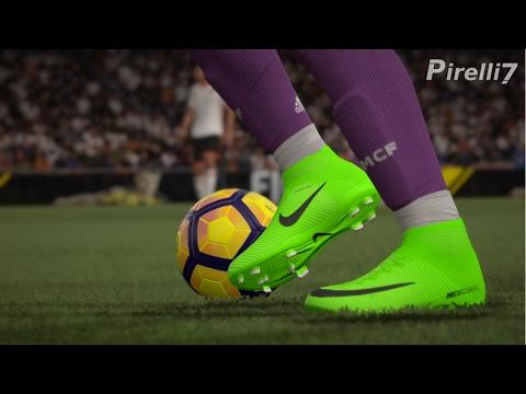 FIFA 17 New Boots: Cristiano Ronaldo Goals & Skills 2017 ● Rockabye ● Superfly 5| by Pirelli7