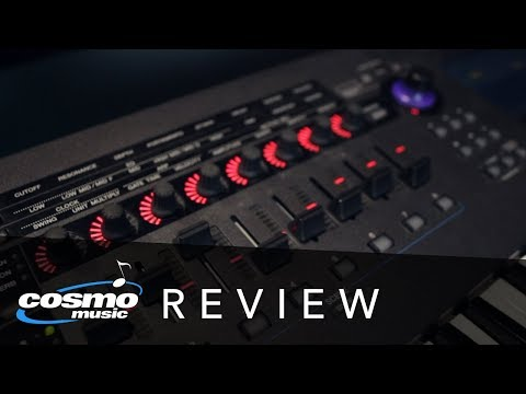 Yamaha Montage Synthesizers Review - Cosmo Music