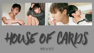 "BTS (防弾少年団) 花様年華 pt.2 ""House of cards (full ver.)"" ご視聴..."