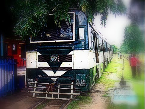 Indian Railways: Toy Train from Shantipur via Krishnanagar to Nabadwipghat