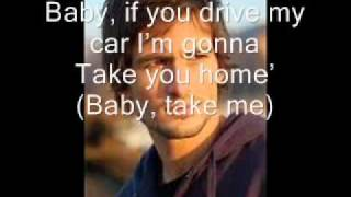 Tom Beck - Drive my Car (Lyrics)