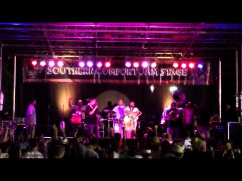 "The Soul Rebels ""504"" CrawDebauchery Food & Music Festival, 3-21-2015"