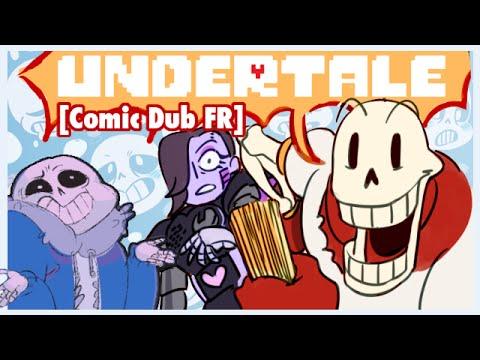 Undertale [Comic Dub FR]