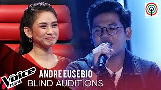Andre Eusebio - Superstar | Blind Audition | The Voice Teens Philippines 2020