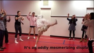 Planet Earth: Middle School Dance Promo