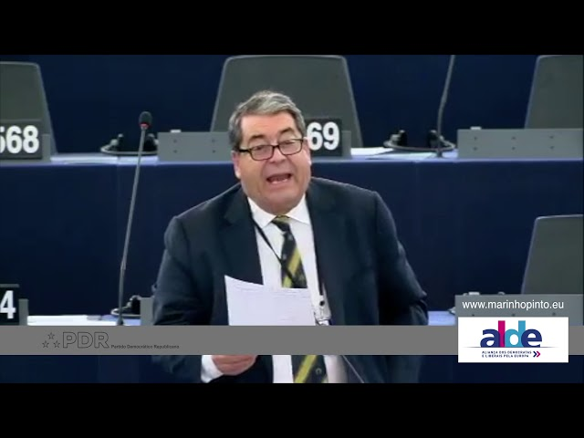 António Marinho e Pinto 03 Oct 2018 plenary speech on Eurojust